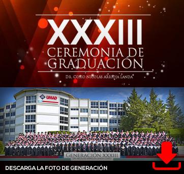 Foto Generación 2017