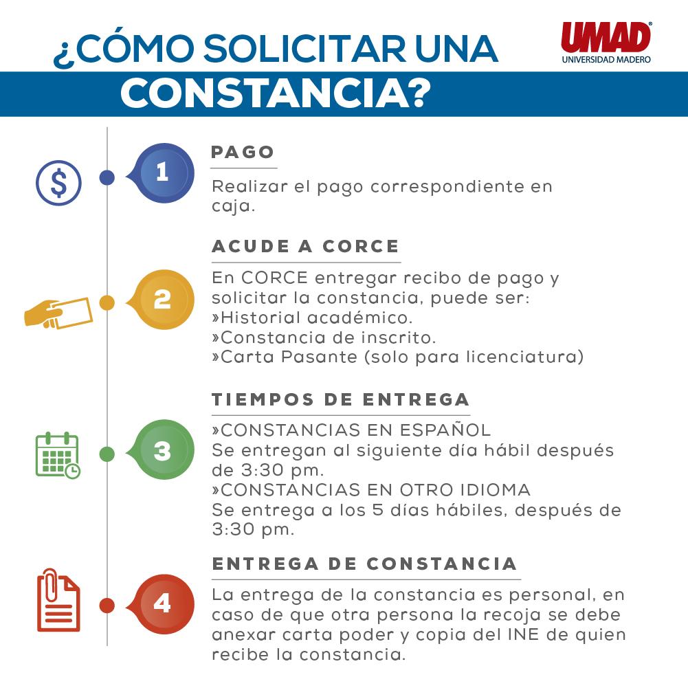 CONSTANCIA UMAD