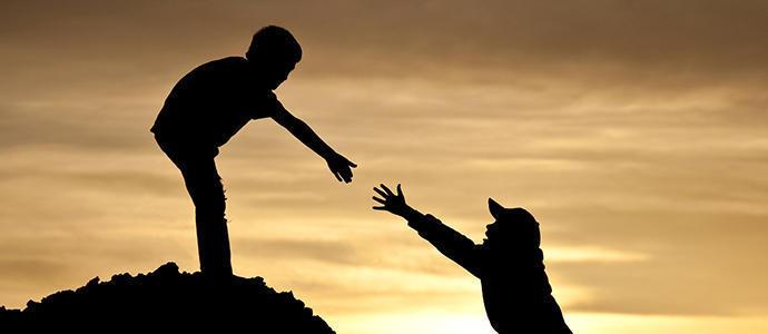 Todos podemos ayudar: Generando una cultura de dar
