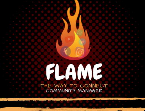 FLAME – Community Manager