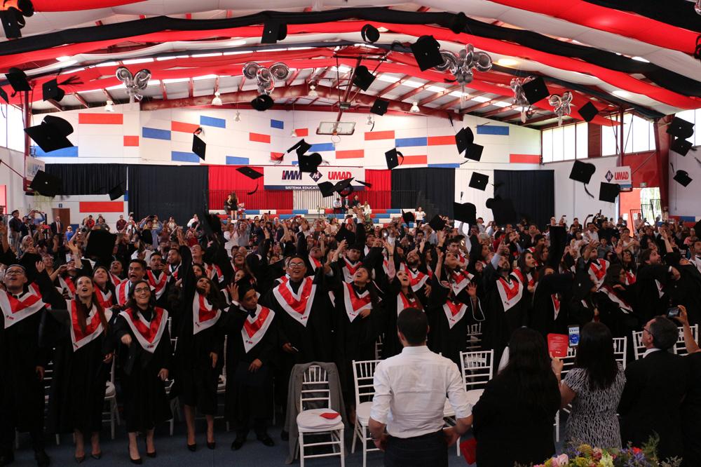 UMAD celebra su XXXIV Ceremonia de Graduación